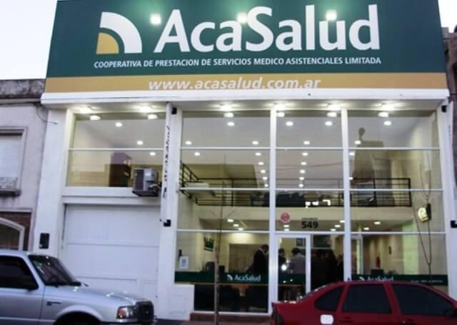 Sucursal de AcaSalud