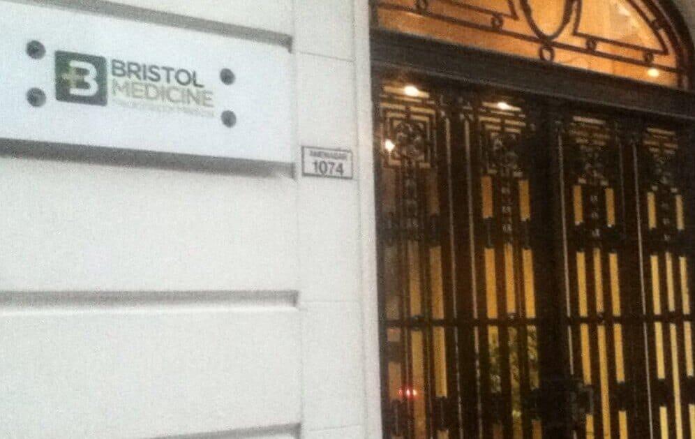 Sucursal de Bristol Medicine