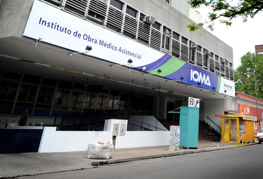 Sucursal de IOMA Obra Social de la Provincia de Buenos Aires
