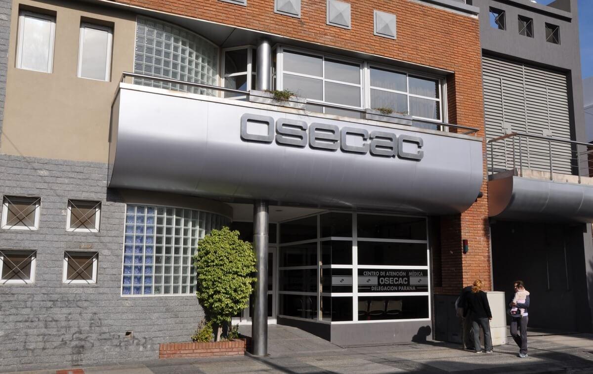 Sucursal de OSECAC