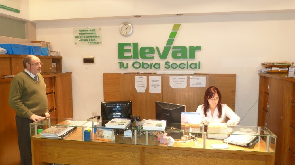 "Sucursal de Obra Social de Pasteleros ""Elevar"""