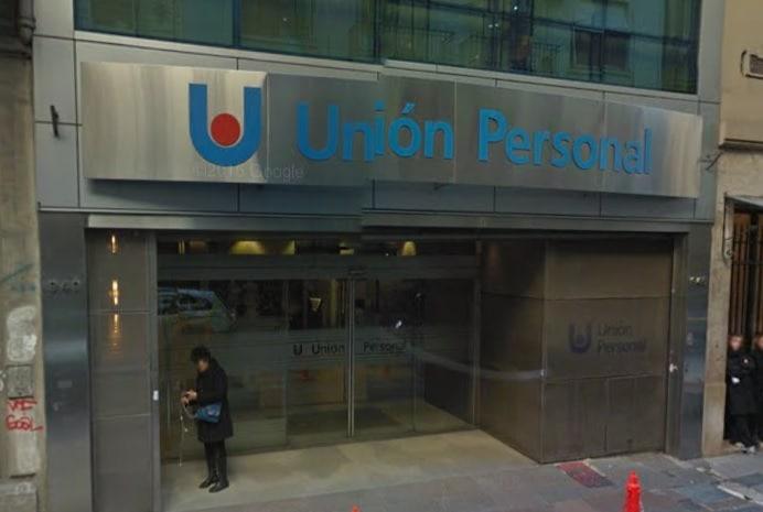Sucursal de Union Personal
