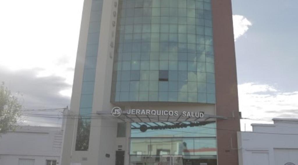 Sucursal de Jerárquicos Salud