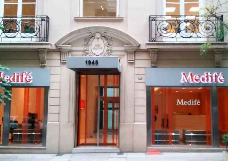 Sucursal de Medifé