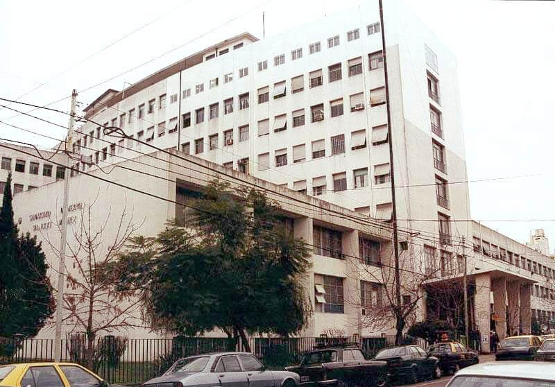 Sucursal de OBSBA Obra Social de la Ciudad de Buenos Aires