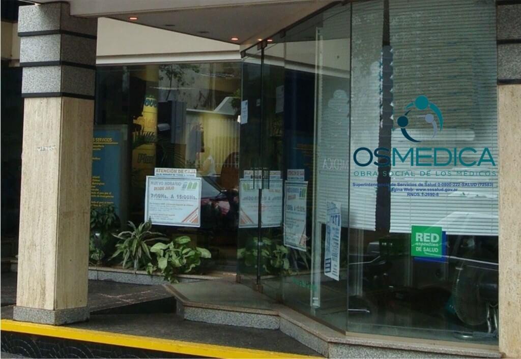 Sucursal de Obra Social de los Médicos OSMEDICA
