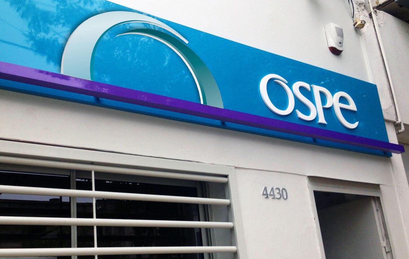 Sucursal de OSPE Obra Social de Petroleros