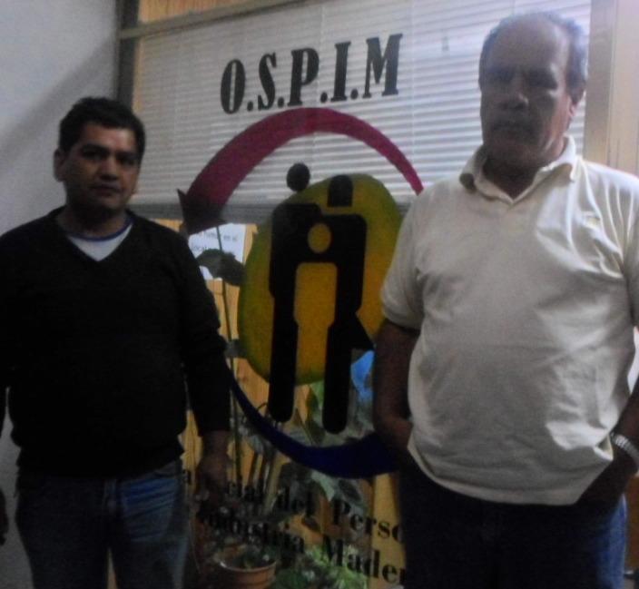 Sucursal de OSPIM – Obra Social del Personal de la Industria Maderera