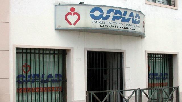 Sucursal de OSPLAD