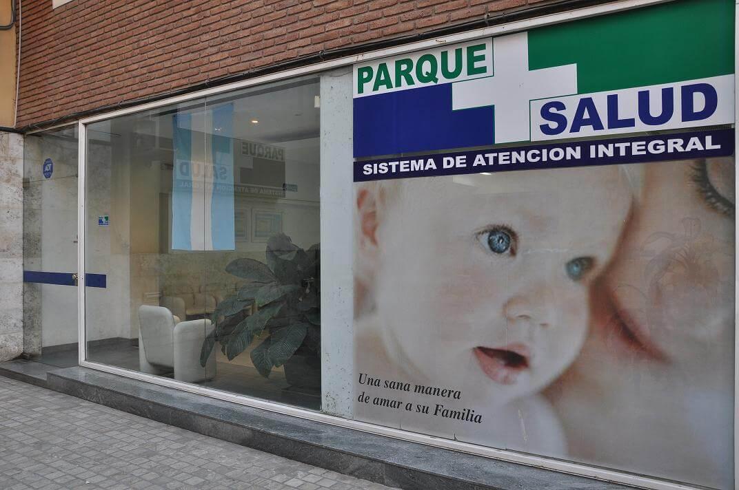 Sucursal de Parque Salud
