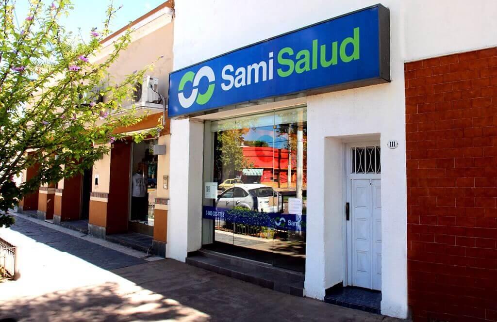Sucursal de SAMI Salud