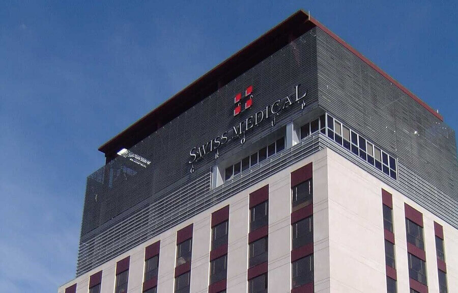 Sucursal de Swiss Medical