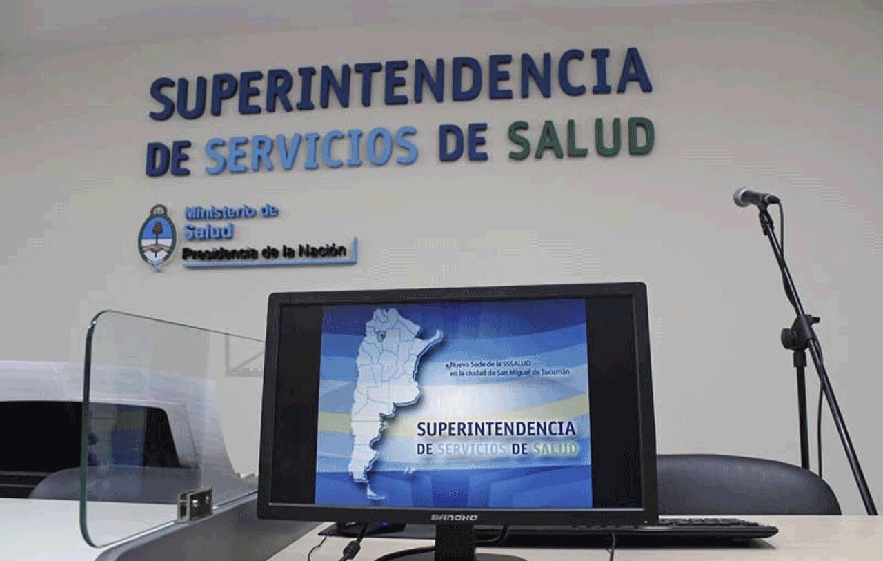El sitio web de la Superintendencia de Salud me informará si tengo obra social asignada y cuál