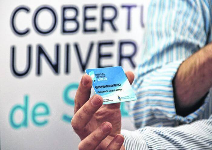 Carnets de la Cobertura Universal de Salud