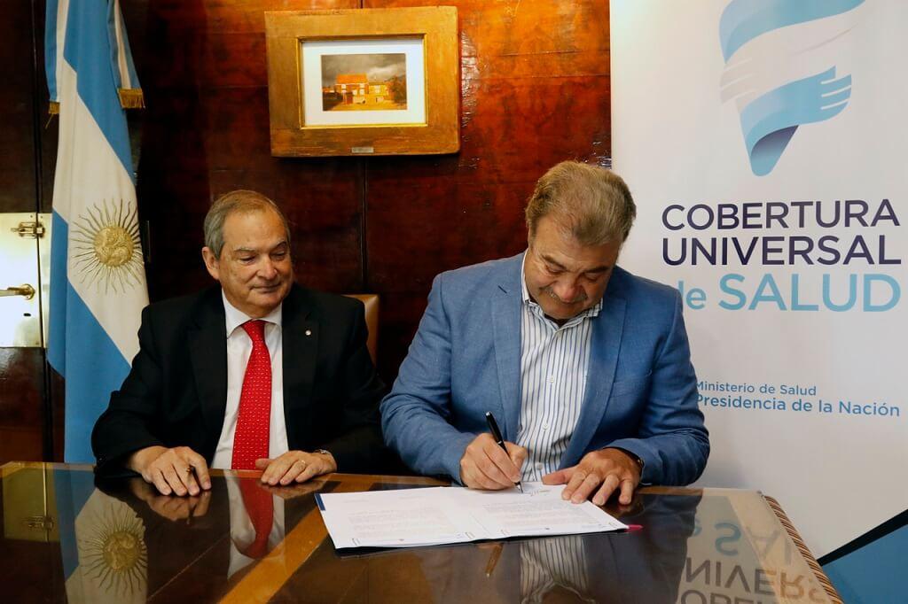El gobierno anunció la nueva Cobertura Universal de Salud de Argentina