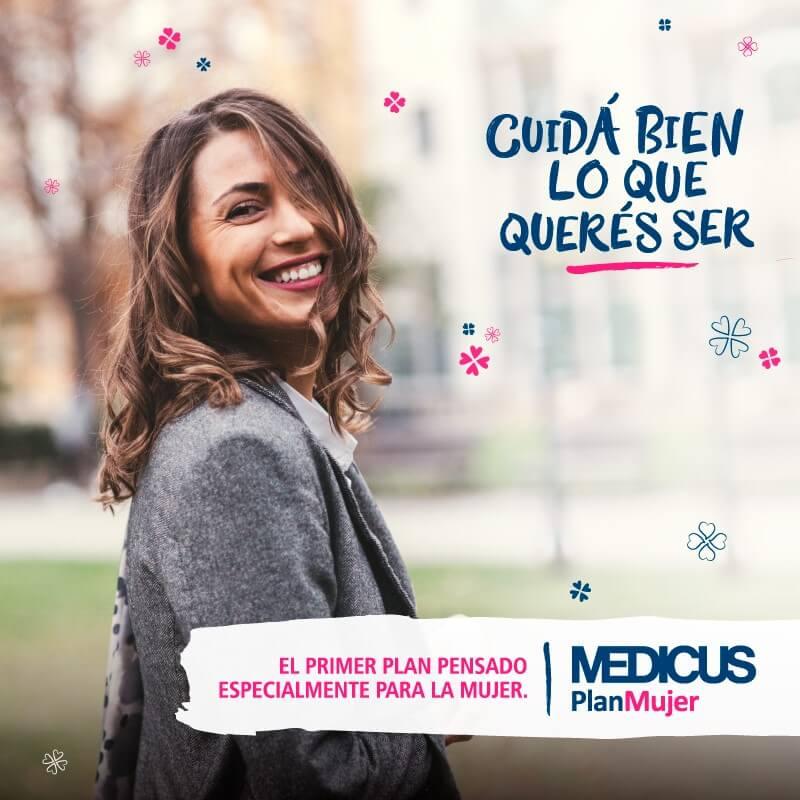 Plan Mujer de Medicus