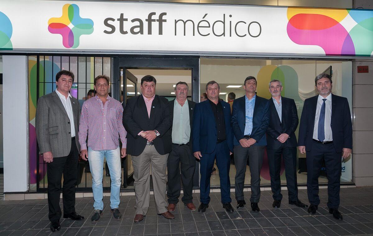 Sancor Salud adquiere Staff Médico