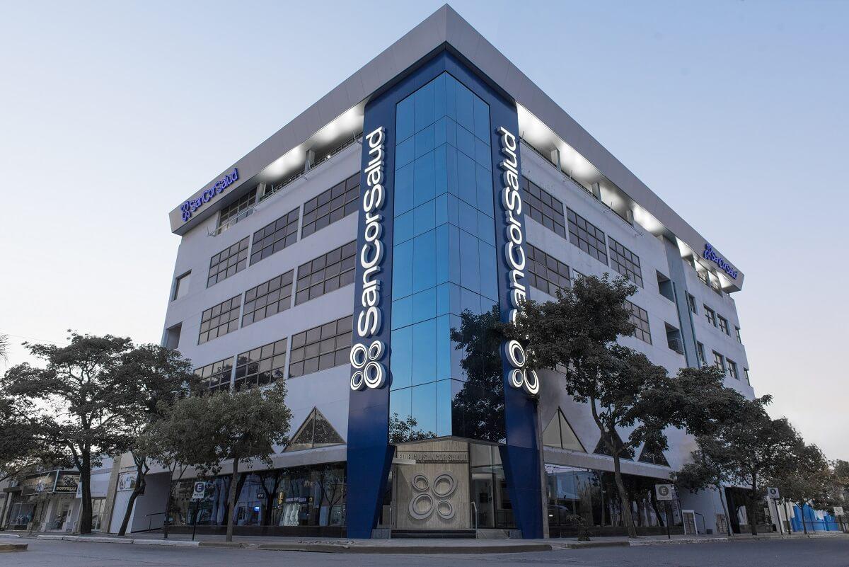 Oficinas centrales de SanCor Salud en Sunchales