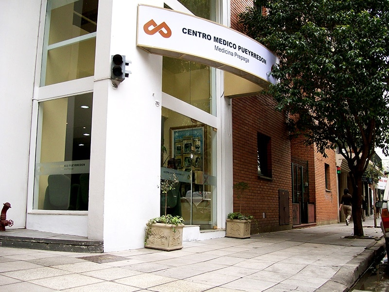 Centro Médico Pueyrredon: una de las primeras prepagas nacionales