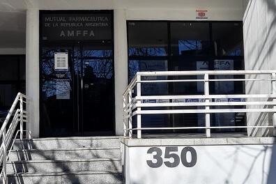Sucursal de Amffa Salud
