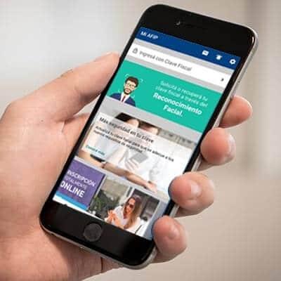 Cómo crear tu clave fiscal desde la App de Afip