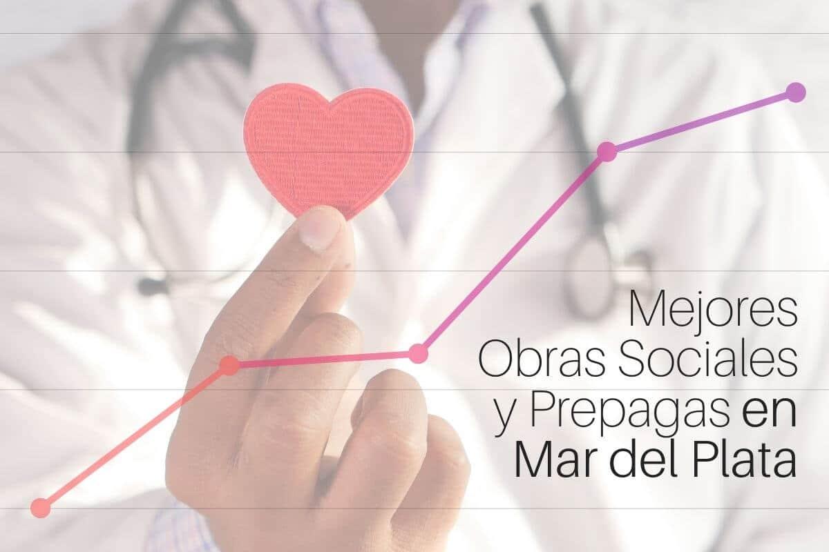 Mejores Obras Sociales y Prepagas en Mar del Plata