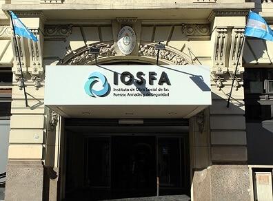 Sucursal de IOSFA (ex IOSE)