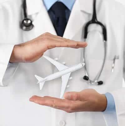 Contratar un seguro de viaje a través de la prepaga